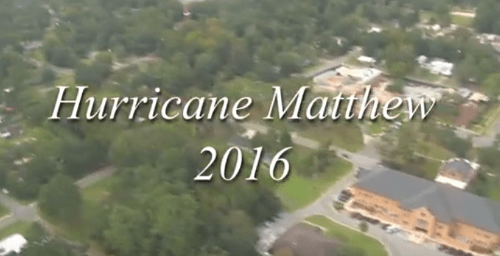 Hurricane Matthew 2016