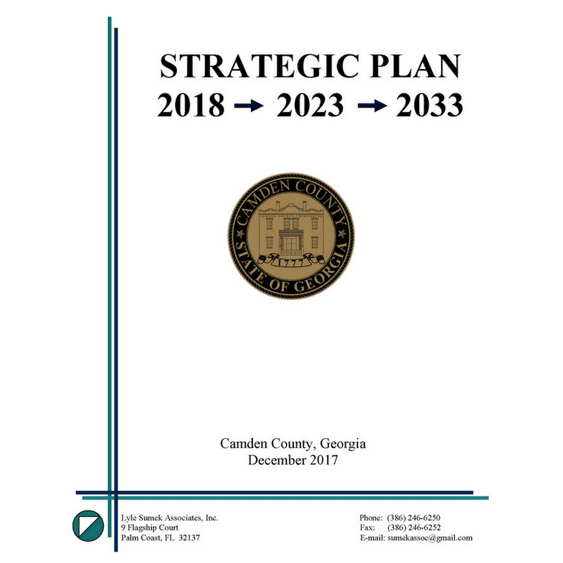 2018 2023 2033 Strategic Plan