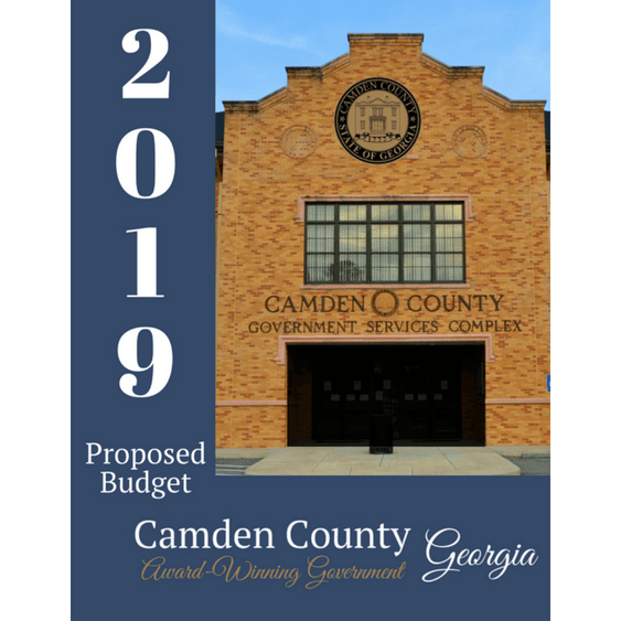 Proposed FY 2019 Budget
