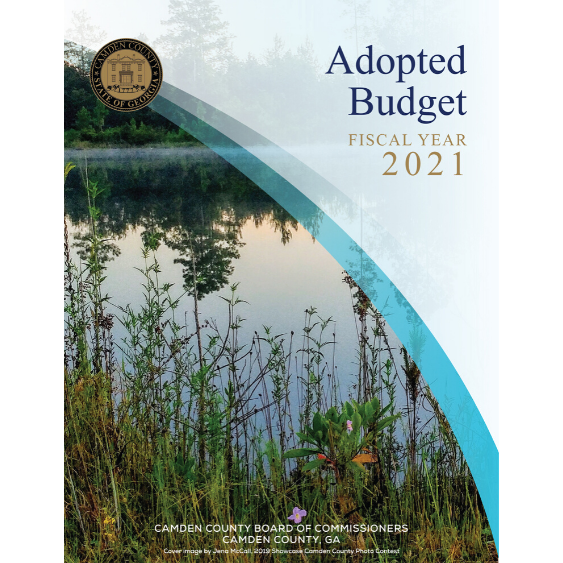 Camden County Board of Commissioners Fiscal Year 2021 Adopted Budget Opens in new window